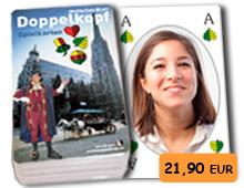 Doppelkopfkarten Deutsches Blatt